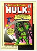 Famous Covers Hulk