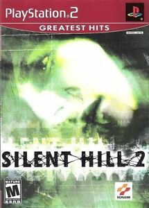 """""""Silent Hill 2"""" for PS2"""