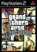 PS2 Games Grand Theft Auto