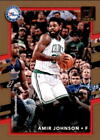 Donruss Amir Johnson Basketball Trading Cards
