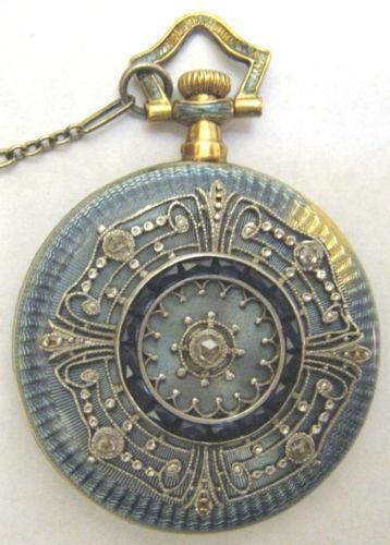 18k pendant watch ebay aloadofball Gallery