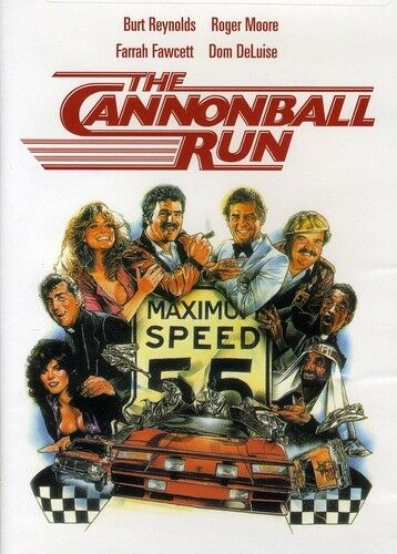 The Cannonball Run [New DVD] Repackaged