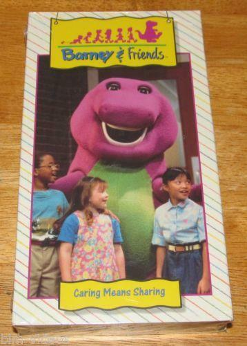 Barney Time Life Vhs Tapes Ebay
