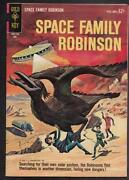 Space Family Robinson Comic