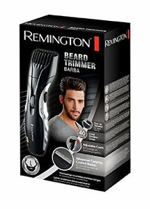 remington barba mb320c beard trimmer with 3 year guarantee brand new ebay. Black Bedroom Furniture Sets. Home Design Ideas