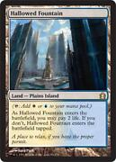 Hallowed Fountain Foil