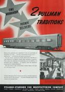 Pullman Railroad Cars