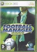 Football Manager Xbox 360
