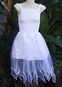 White Fairy Costume