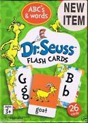 Dr Seuss Cards