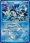 Pokemon Black and White Cards Kyurem