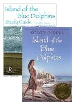 Island Of The Blue Dolphins Set   Study Guide And Book   Progeny Press