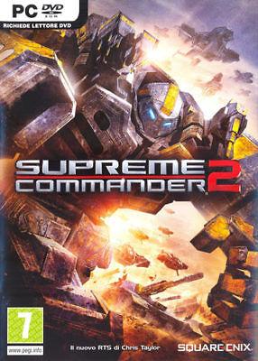 Supreme Commander 2 PC Square Enix