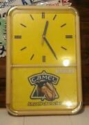 Joe Camel Clock