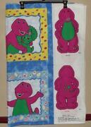 Barney Fabric