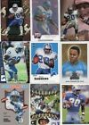 Barry Sanders Football Card Lots