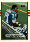 Barry Sanders Rookie Cards