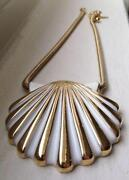 80s Gold Necklace