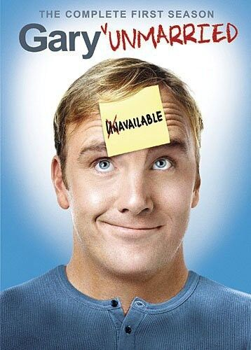 Gary Unmarried: The Complete First Season [3 Discs] (2010, DVD NEW)