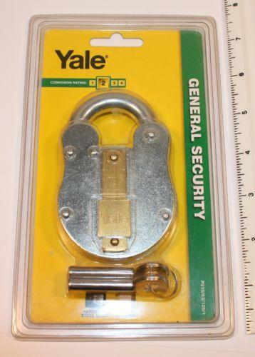 Yale Lock Ebay