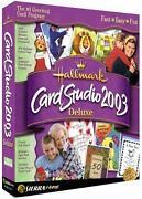 Hallmark Greeting Card Software