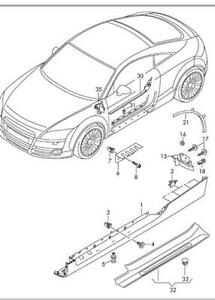 A6 Audi Body Kit 2007 Audi Body Kit Wiring Diagram ~ Odicis