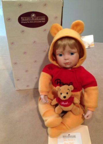Ashton Drake Winnie The Pooh Dolls Ebay