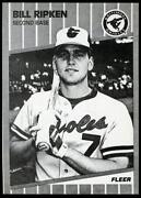 Billy Ripken Error