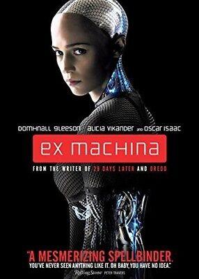 Ex Machina [New DVD]