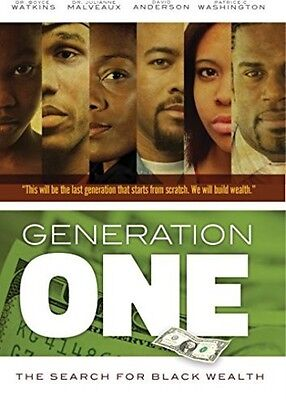 Generation One: Search For Black Wealth DVD