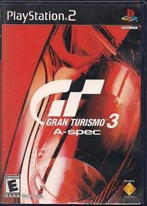 PS2 Game - Gran Turismo 3 A-spec