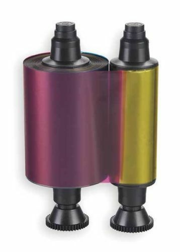 Evolis R3011 Color Ribbon 5 Panel YMCKO 200 Images for Pebble Dualys Securion