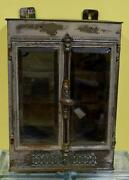 Antique Dentist Cabinet