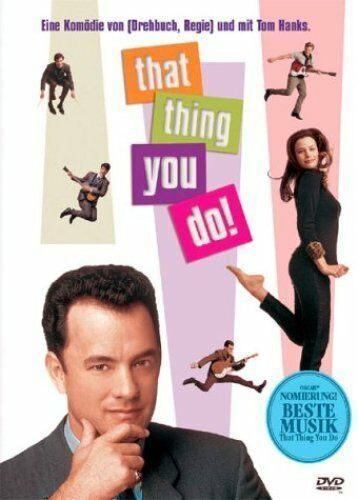 THAT THING YOU DO! (Tom Hanks, Liv Tyler)
