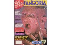 Fangoria Magazine - Issue No. 50