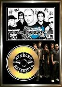 Avenged Sevenfold Signed