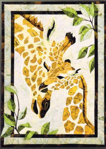 Giraffe Quilt Pattern Ebay