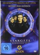 Stargate SG1 Komplett