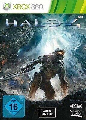 Microsoft Xbox 360 Spiel - Halo 4 DEUTSCH mit OVP
