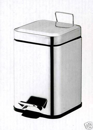 eckige abfalleimer jetzt online bei ebay entdecken ebay. Black Bedroom Furniture Sets. Home Design Ideas