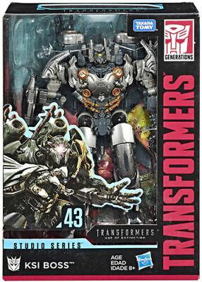 Transformers Studio Series Voyager KSI BOSS #43. IN STOCK!