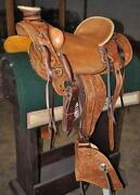 Buckaroo Saddle
