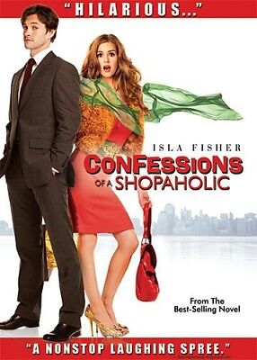 Confessions of a Shopaholic [New DVD] Ac-3/Dolby Digital, Dolby, Dubbed, Subti