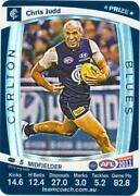 AFL Teamcoach Prize Card