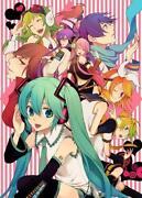 Hatsune Miku Poster