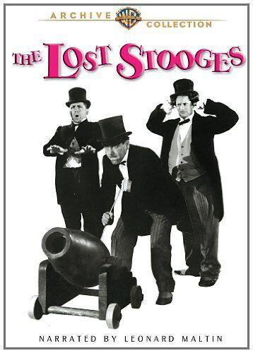 LOST STOOGES - (1990 Three Stooges) Region Free DVD - Sealed