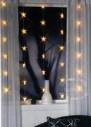 Lichterkette Sterne