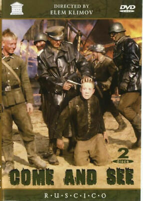 Come And See / Idi I Smotri by Elem Klimov (2 DVD NTSC) WWII movie