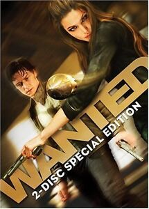 Wanted 2-Disc Special Edition DVD London Ontario image 1