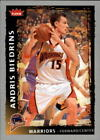 Upper Deck Andris Biedrins Basketball Trading Cards